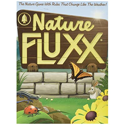 Nature Fluxx Game: Toys & Games