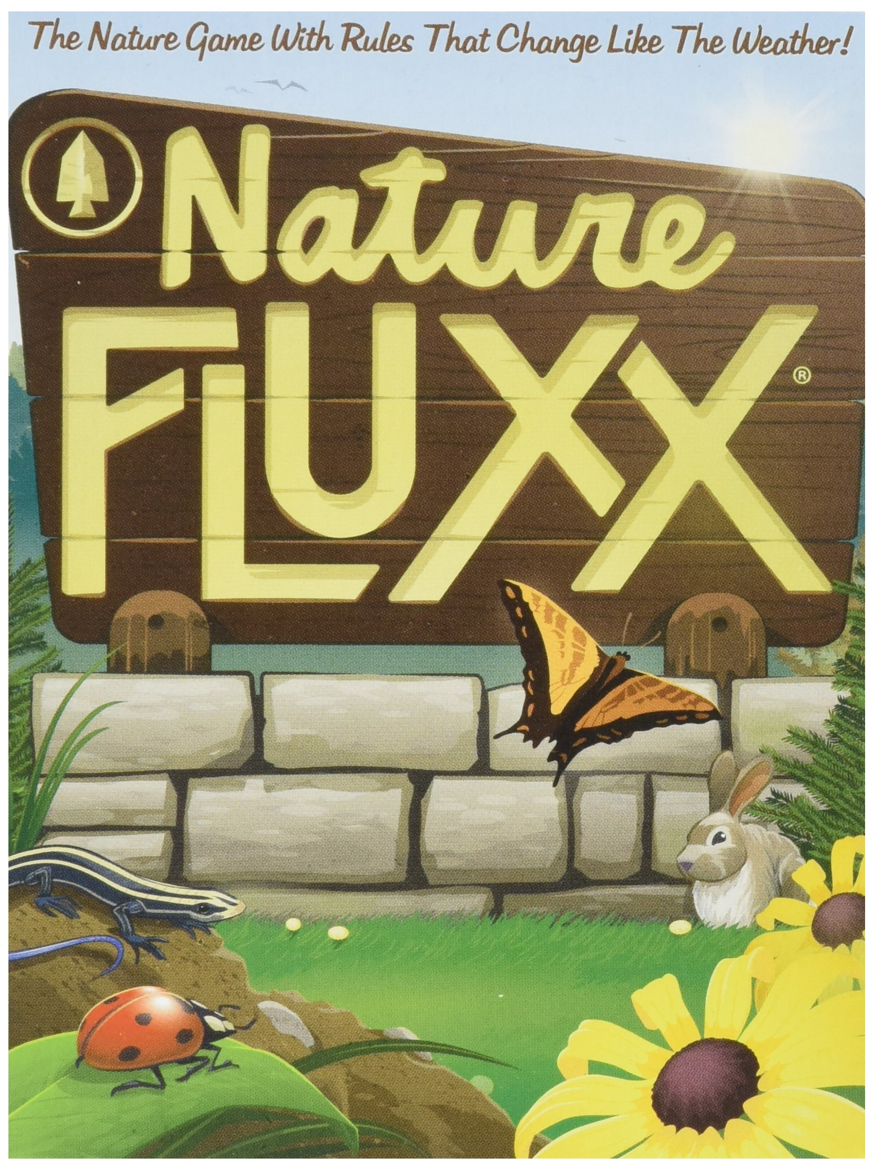 Looney Labs Nature Fluxx Game