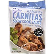 Frontera Foods Sce, Garl Carnitas, Slow C, 8 oz (pack of 6