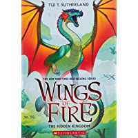 Sutherland, T: Wings of Fire Book Three: The Hidden Kingdom: 03