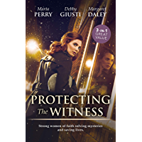 Protecting The Witness/Twin Targets/Killer Headline/Cowboy Pro (Protecting the Witnesses Book 1)