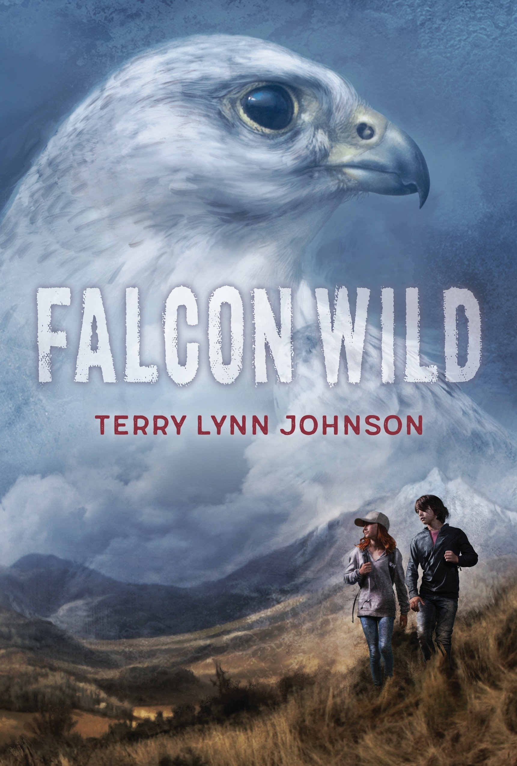 Falcon Wild: Terry Lynn Johnson: 9781580897884: Amazon com