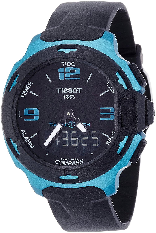 Tissot T-Race Touch Aluminum Mens Watch T0814209705704