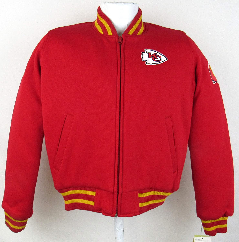 g-iii Kansas City ChiefsレディースSmallフルZip刺繍Super Bowl Championsジャケットakac 5 s   B01A9F78JQ
