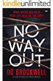 No Way Out: an edge of your seat crime thriller (The Met Murder Investigations Book 1)