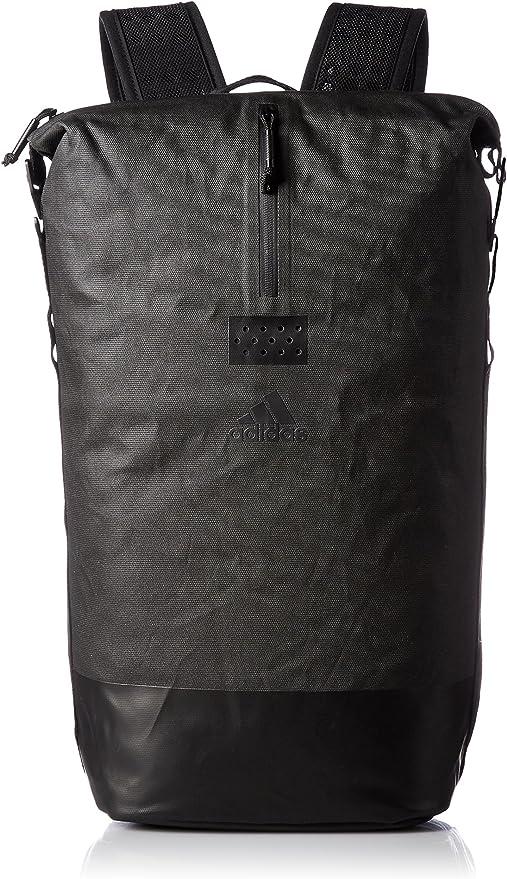 brindis Bañera horno  adidas TRAINING BP TOP Bag - Black (NEGUTI/NEGRO/NEGRO), NS ...