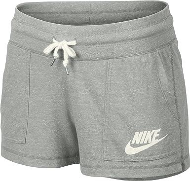 Nike Rally Loose Pants Pantalones Cortos De Tenis Para Mujer Color Gris Talla L Amazon Es Ropa Y Accesorios