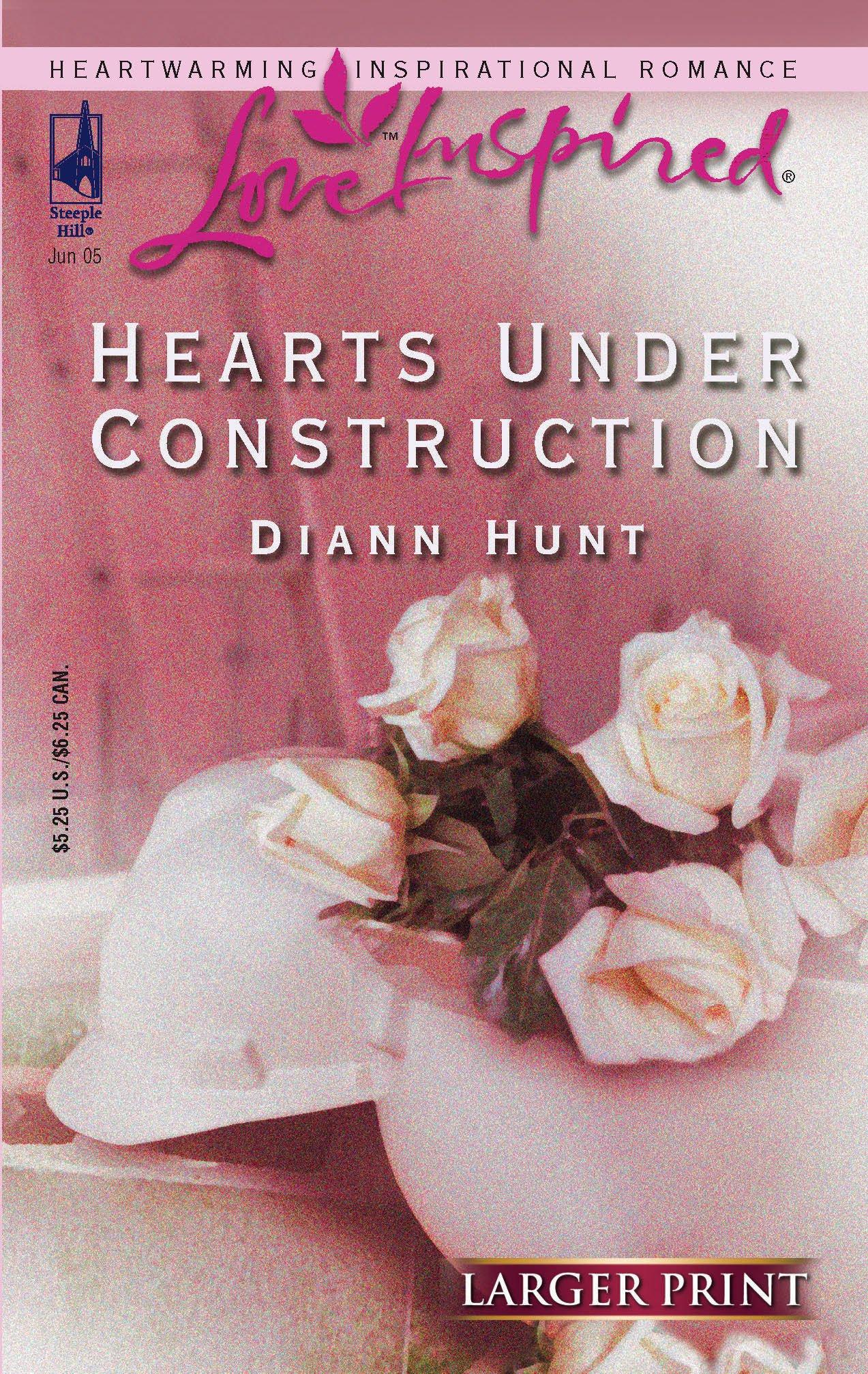 Hearts Under Construction (Larger Print Love Inspired #306) pdf epub