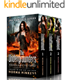 The Undergrounders Series Books 1-3: Boxed Set Immurement, Embattlement, Judgement