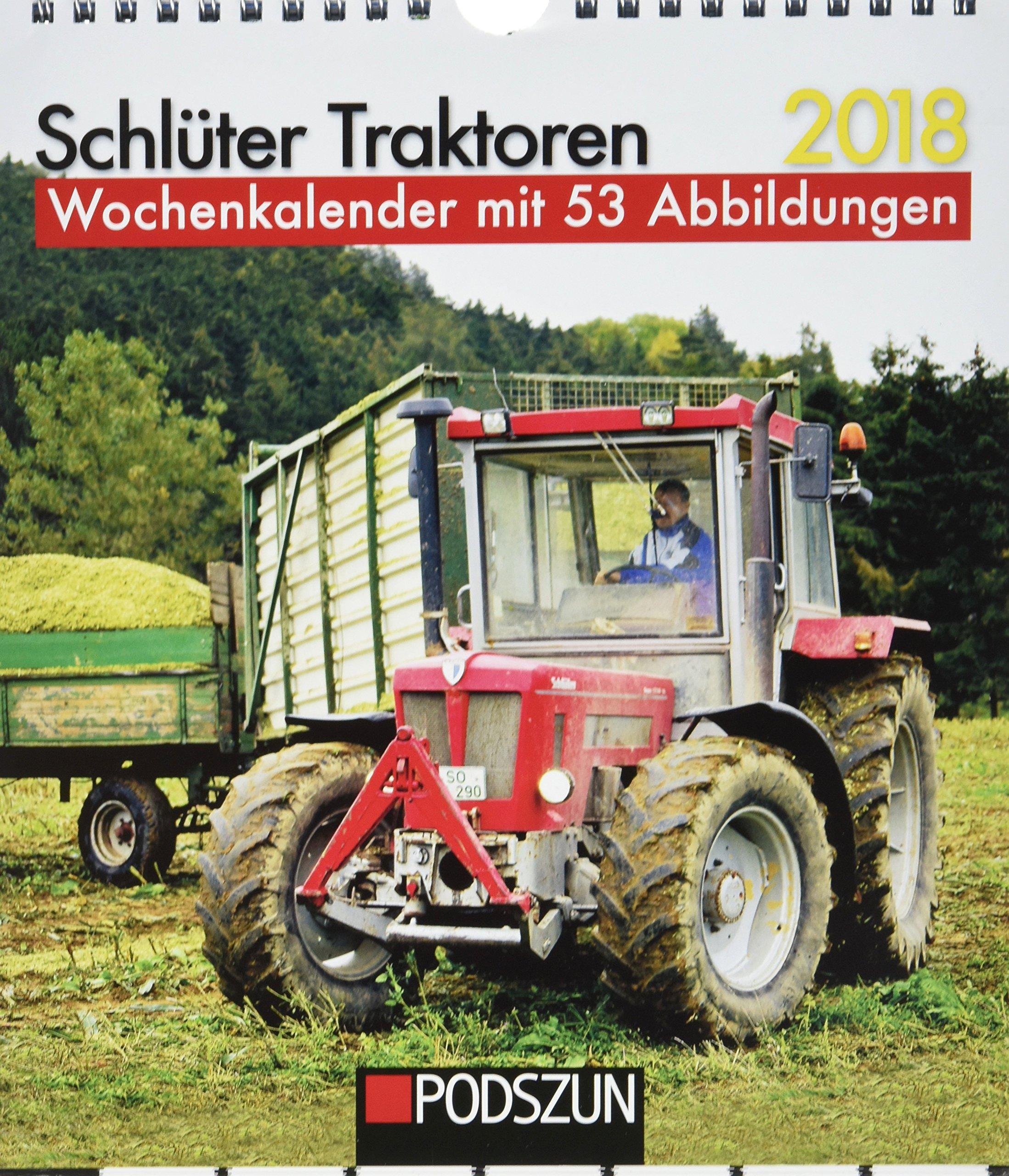 Schlüter Traktoren 2018
