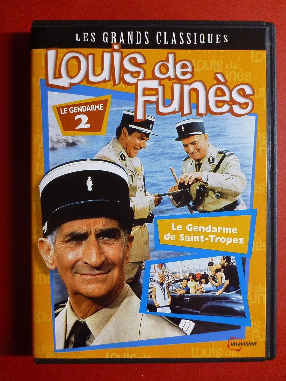 Amazoncom Louis De Funes Le Gendarme De Saint Tropez