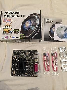 ASRock D1800B-ITX Intel TXE Download Drivers