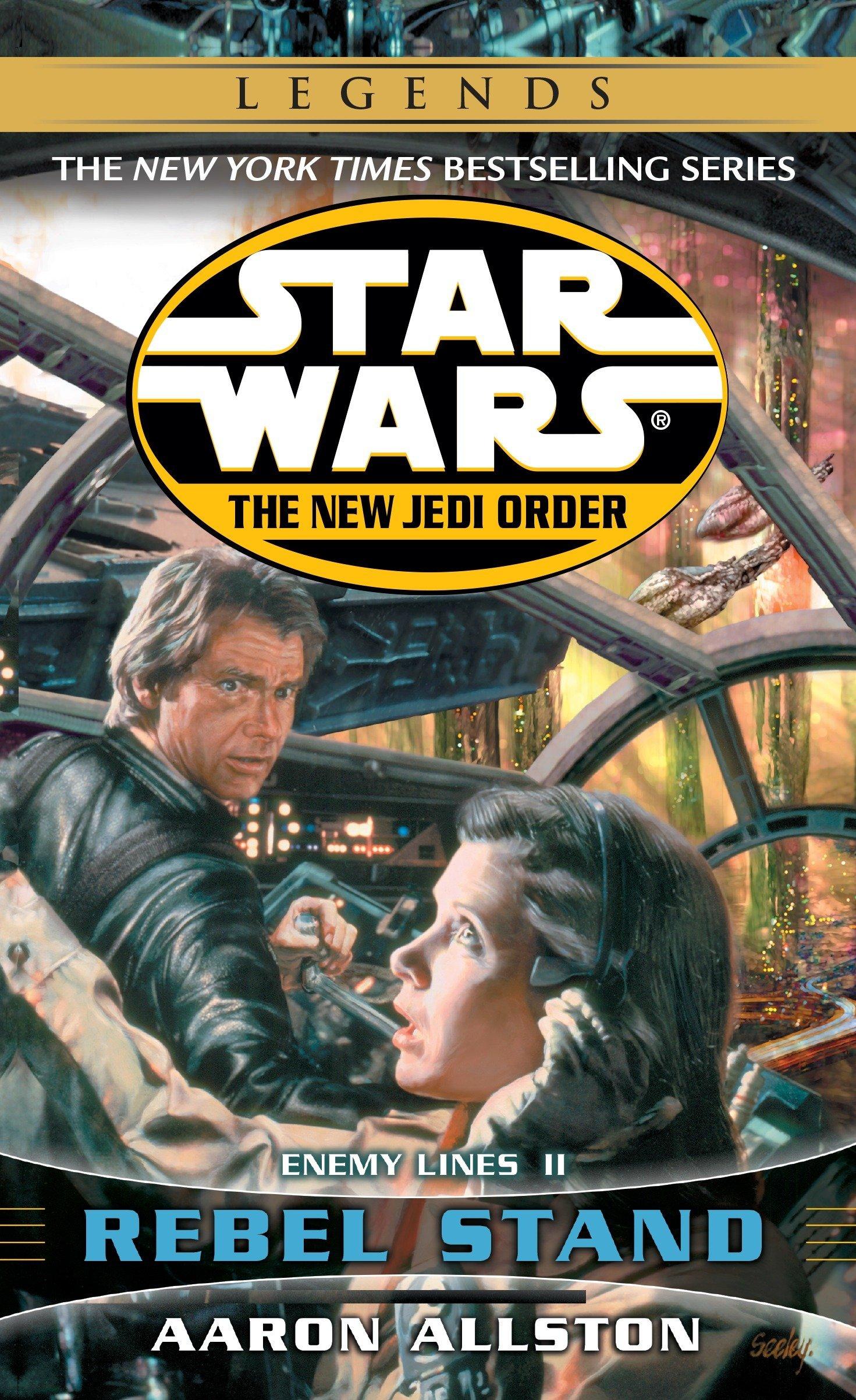 Rebel Stand: Star Wars Legends (The New Jedi Order): Enemy Lines II (Star Wars: The New Jedi Order - Legends, Band 12)