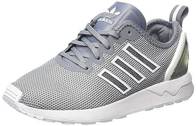 best service 4e524 d491e adidas Zx Flux Adv, Baskets Basses Mixte Adulte, Gris (Grey Grey