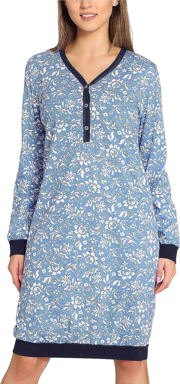 Merry Style Damen Nachthemd MS10-101