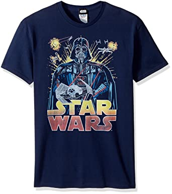89f07a7b Amazon.com: Star Wars Men's Ancient Threat T-Shirt: Clothing