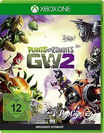 Plants Vs Zombies Garden Warfare 2 Xbox One Amazon De Games