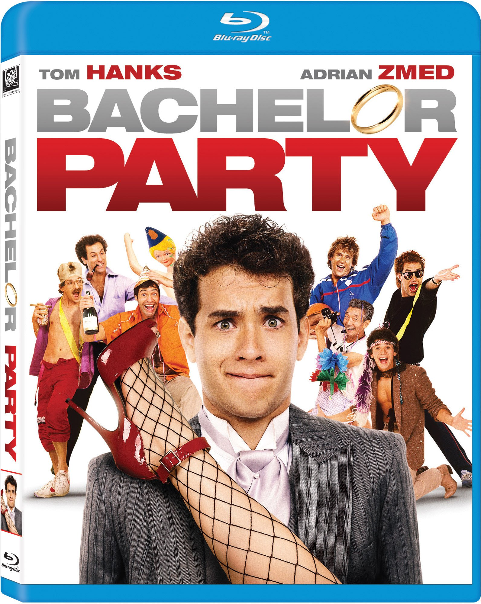 Blu-ray : Bachelor Party (Dubbed, Digital Theater System, Dolby, Widescreen, )