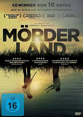 Mörderland [Alemania] [DVD]