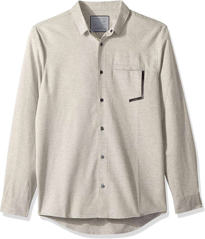 Quiksilver Mens Tapa Button Down Shirt