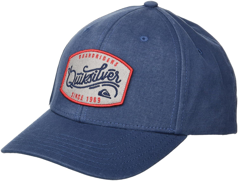 Quiksilver Men's Bull Hickey Hat Black 1SZ AQYHA04098