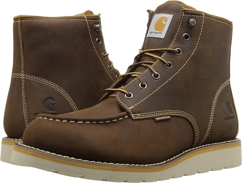 Carhartt メンズ B01AVLBTXY 14 EE US|Brown Oil Tanned Leather Brown Oil Tanned Leather 14 EE US