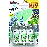 Desodorizador Glade Toque de Frescor Refil Frescor de Aguas Florais Leve 3 Pague 2 12ml