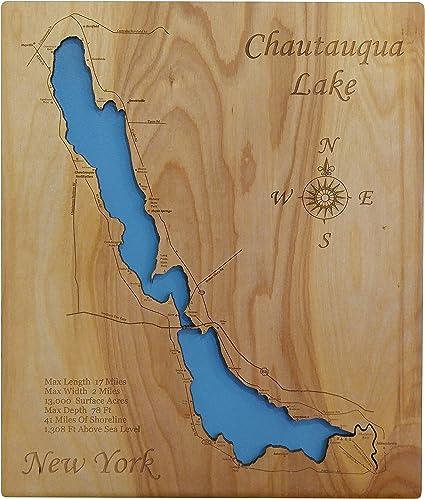 Chautauqua lake art lake Chautauqua Chautauqua Lake map Chautauqua Lake map