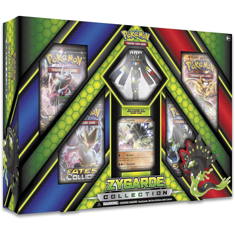 encuentra tu favorito aquí Pokémon TCG: Zygarde Collection Collection Collection (Discontinued by manufacturer)  últimos estilos