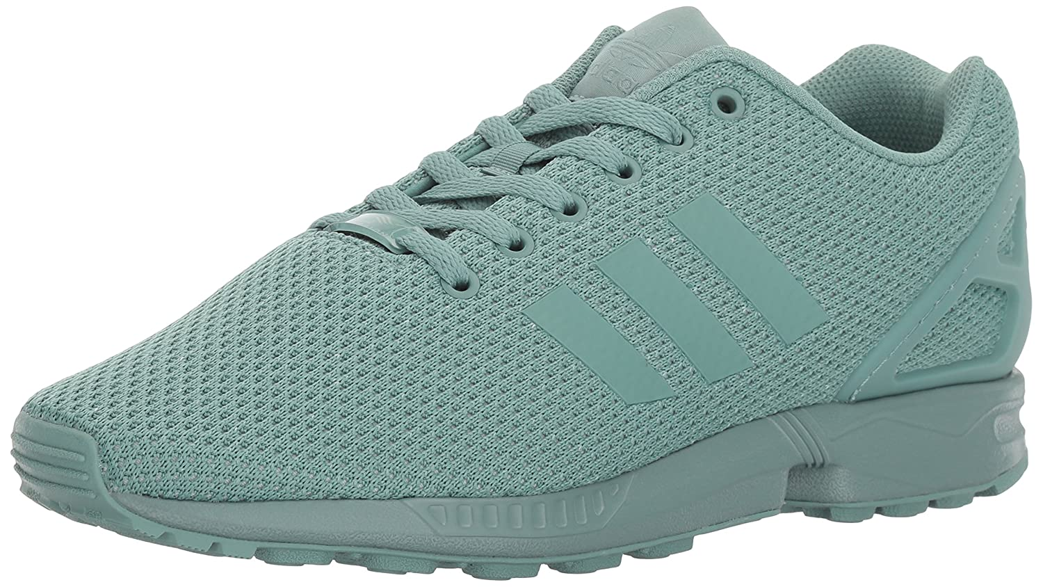 adidas Originals Men's ZX Flux Fashion Sneaker B01M18O862 7 D(M) US|Vapour Steel Vapour Steel Vapour Steel Fabric