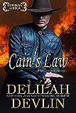 Cain's Law (Cowboys on the Edge Book 3)