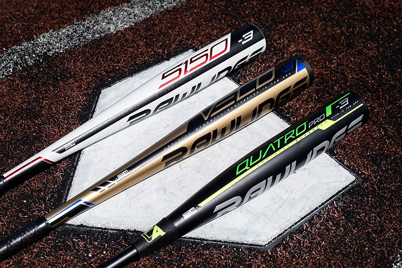 -3 High School//Collegiate RAWLINGS BB953-32//29 2019 5150 BBCOR Baseball Bat