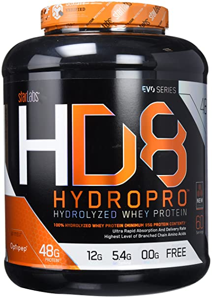 Starlabs Nutrition HD8 Hydropro Ice Coffee - 1810 gr