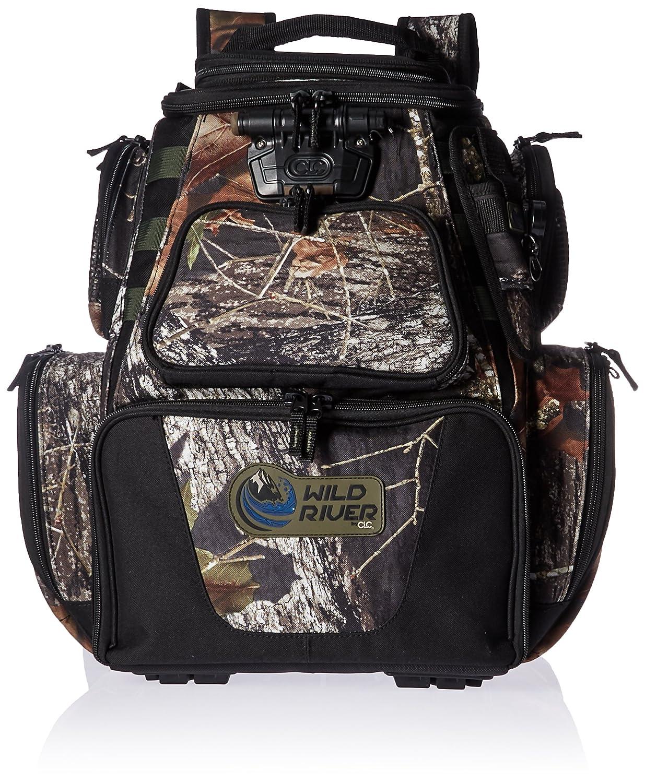 Wild River Nomad Mossy Oak Tackle Tek Lighted Backpack W 4