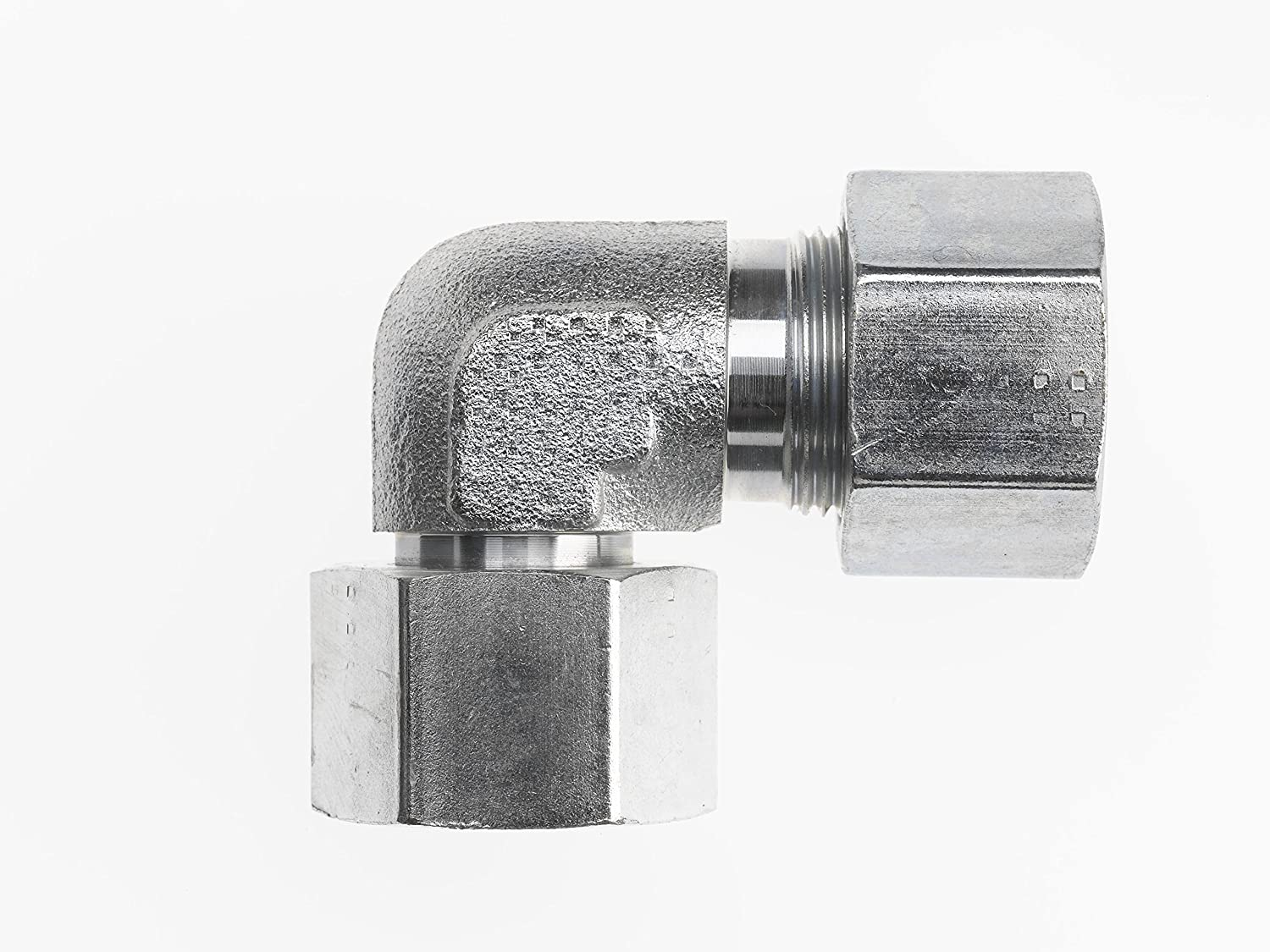 M36 x 2 NPT x M36 x 2 NPT Thread 28 mm x 28 mm x Tube Size Brennan Industries D8269-L28-28-NBR Steel Adjustable 90 Degree Elbow Bite with O-Ring