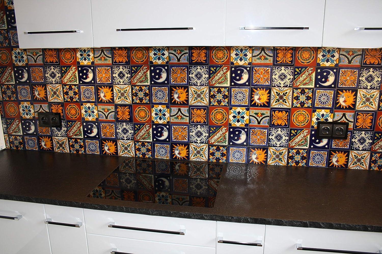 Pablo piastrelle messicane patchwork piezzi cm
