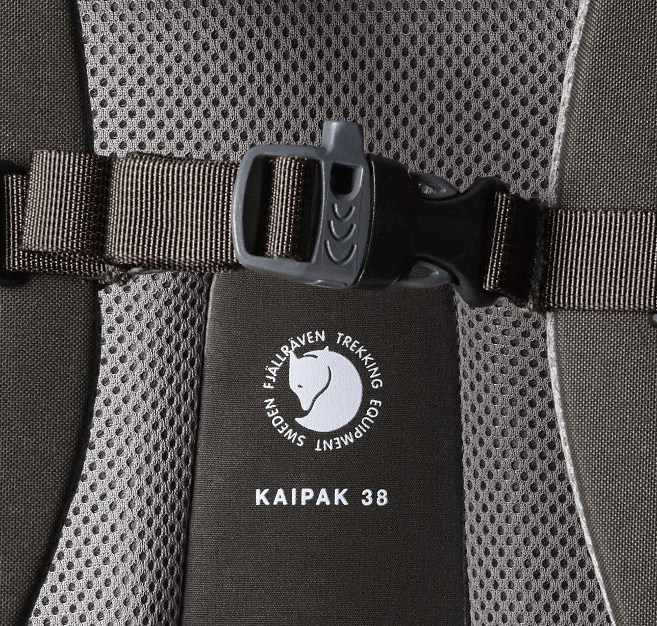 Fj/ällr/även Kaipak 38 Zaino Unisex Adulto