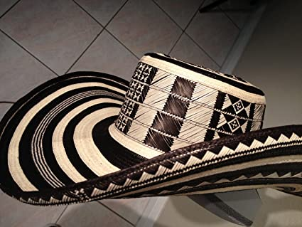 57b8bc8f54a Amazon.com   Beautiful Colombian Sombrero Vueltiao Made By Colombian  Artisans   Everything Else