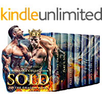 Sold To The Dragon Kings: A Romance Collection