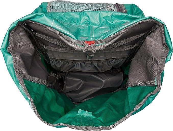 Osprey Paquetes Viva 50 Mochila de la Mujer, Mujer, Sea Green ...