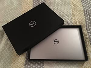 """2015 Model Dell XPS13 Touchscreen Ultrabook - the World's First Infinity Display of 13.3"""" QHD+ (3200 x 1800) Touchscreen, 5th Gen Intel Core i5-5200U Processor 2.2GHz / 8GB DDR3 / 256GB SSD / Windows 8.1"""