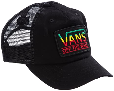 Vans VPFM24B Rigged - Gorra de mujer, color negro: Amazon.es ...