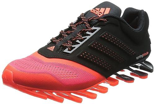 outlet store 15620 b4d22 switzerland adidas springblade drive 2 zapatillas de running de material  sintético para hombre negro negro 860aa