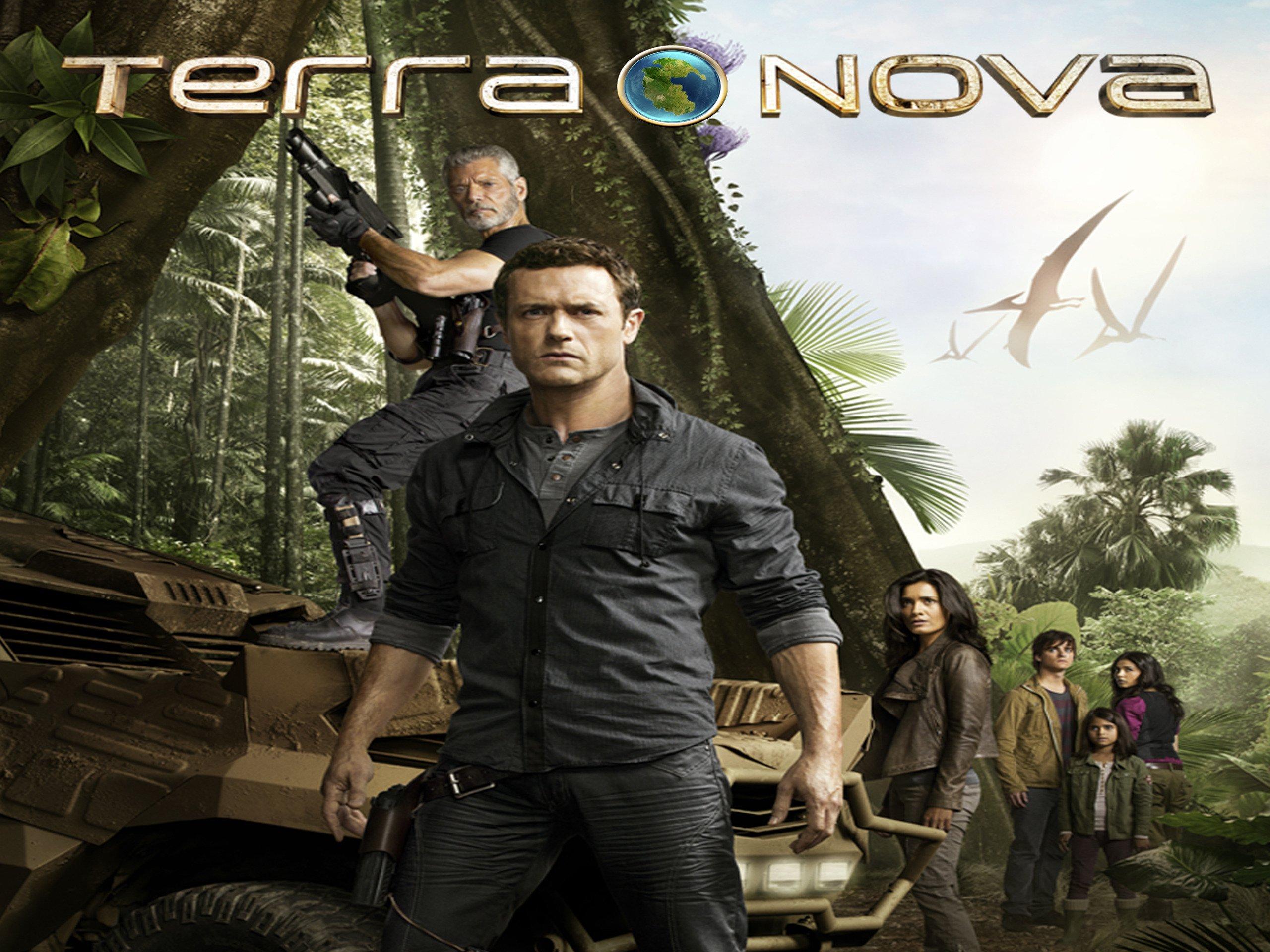 Amazonde Terra Nova Staffel 1 Ansehen Prime Video