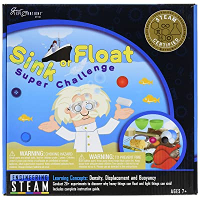 Great Explorations Sink or Float: Toys & Games