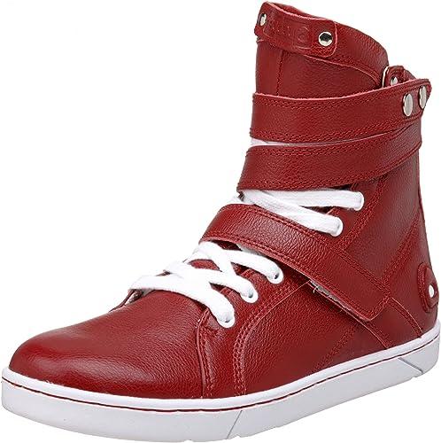 Amazon.com: HeyDay Calzado de los hombres super zapatillas ...