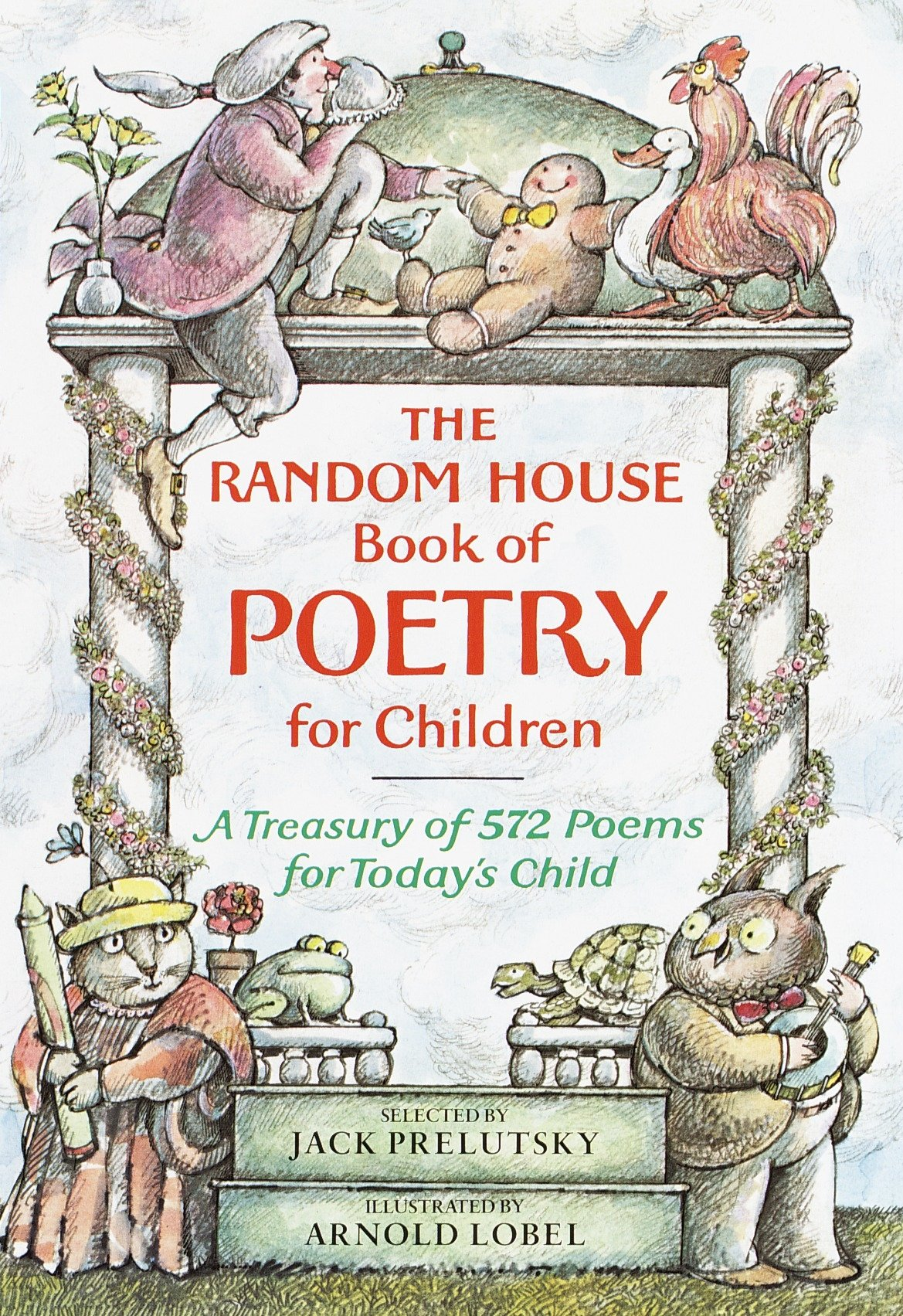 The Random House Book of Poetry for Children by Random House (Image #1)