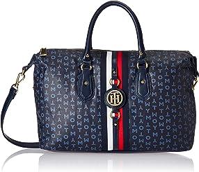 ade85126cc4 Tommy Hilfiger Women's Handbag Jaden Satchel