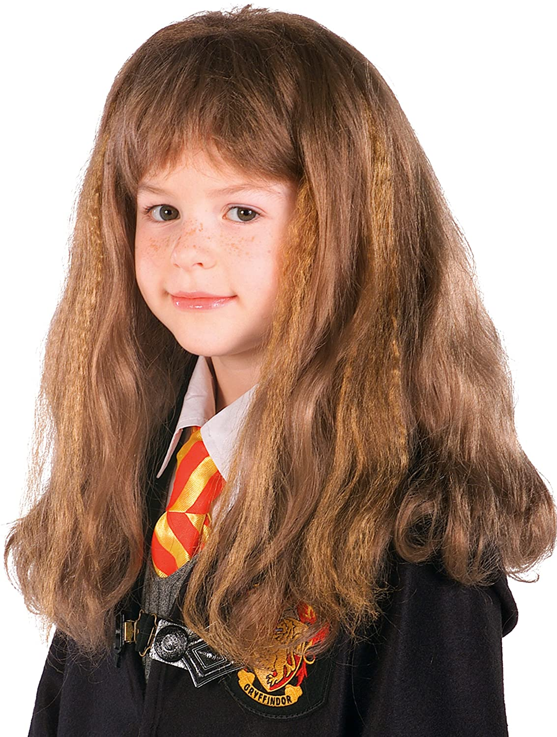 Harry Potter - Hermione Granger Child Wig Rubies - Domestic 51998