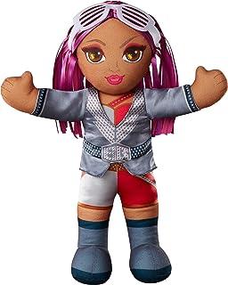 """Sasha Banks WWE Tag Team Buddies 14/"""" Plush Doll"""